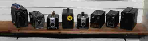Lot of 8 Cameras - Target, Marksman, Hawkeye