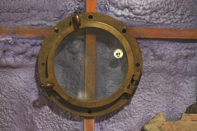 7: Brass Porthole