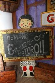 365: En-ar-co large chalkboard