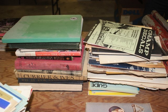 11: CATALOGUES AND BOOKS