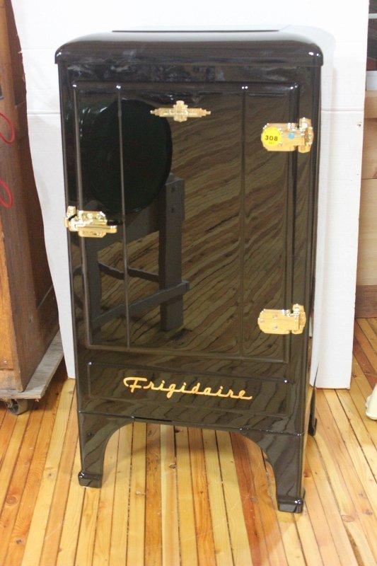 1930's frigidaire fridge