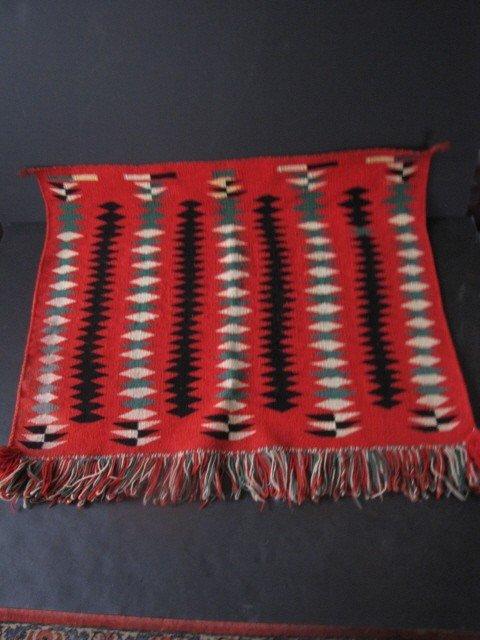 14: Navajo Saddle blanket