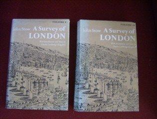 "17: 2 volume set ""A Survey of London"""