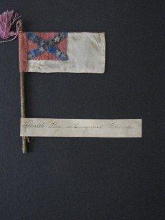 13: Confederate bible flag