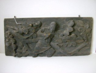 4: Early carved panel