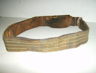 12: early money belt