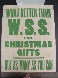 8: Christmas Gifts - buy W.S.S.