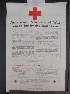 21: American POW - American Red Cross