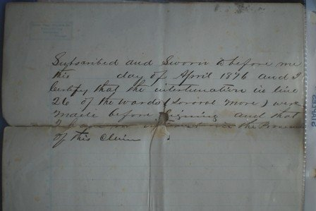 19: 2 Civil War Soldiers Letters with Research, Picture