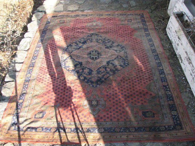 11: Carpet, Ouksak, 10' x 14'