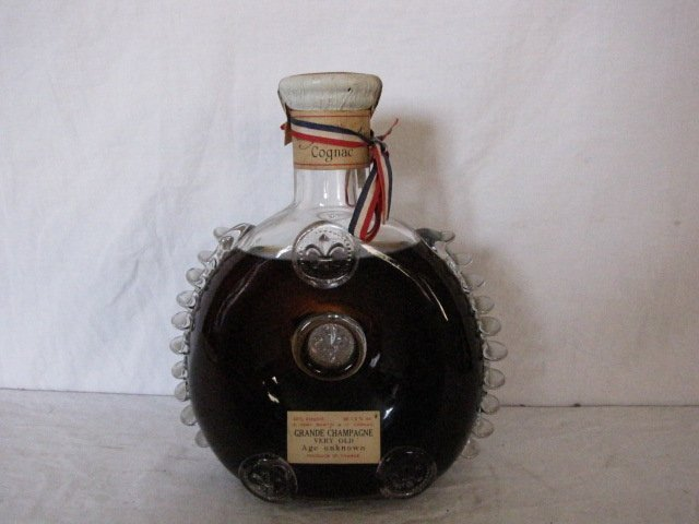 263: Early bottle Cognac Grande Champagne, sealed