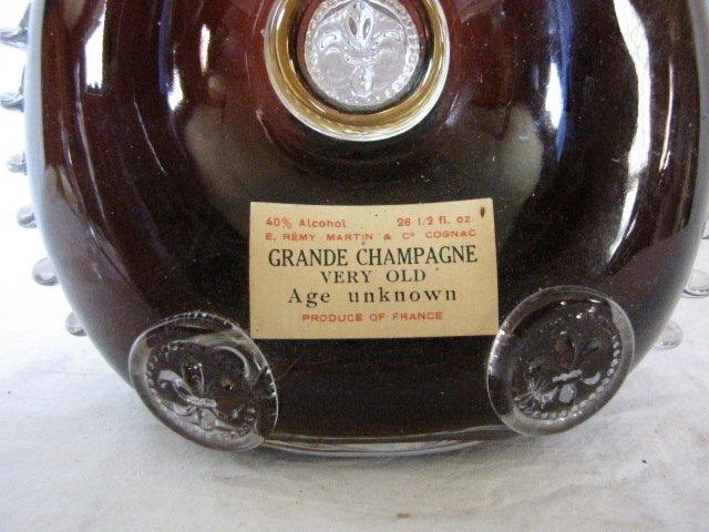 263: Early bottle Cognac Grande Champagne, sealed - 6