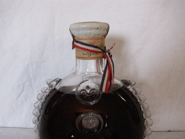 263: Early bottle Cognac Grande Champagne, sealed - 8