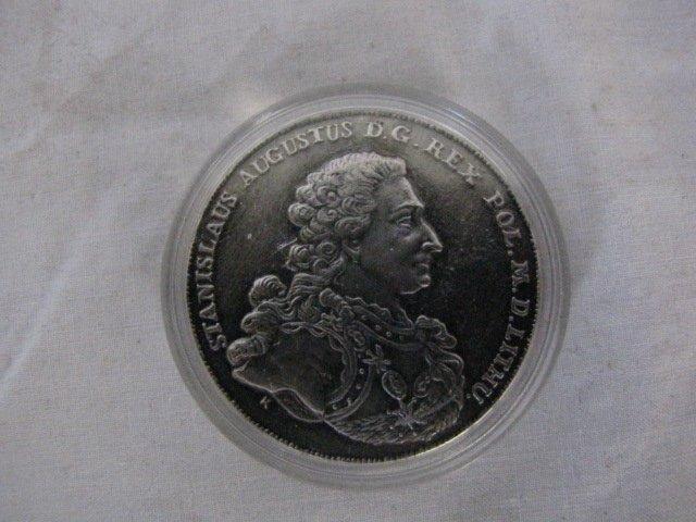 12: Coin, Stanislaus Agustus
