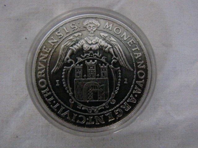 15: Coin, Moneta Nova Argent Civit
