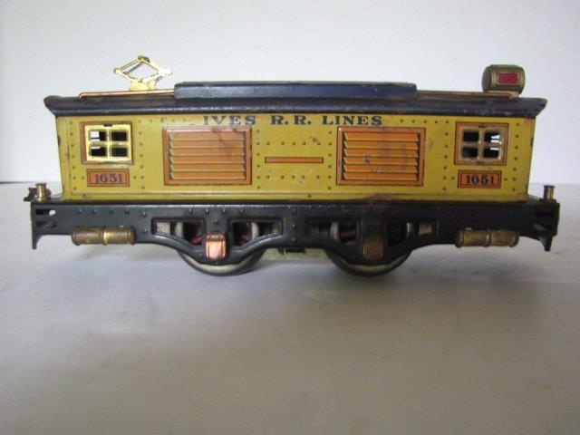 78: Ives electric locomotive