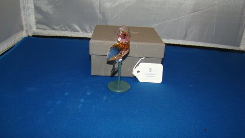 3: SWAROVSKI BAIMURA BIRD OBJECT