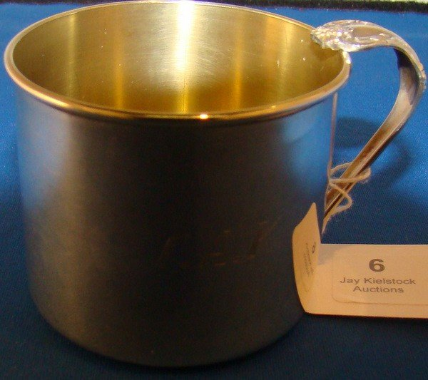 6: MELBOURNE COMMUNITY STERLING BABY CUP