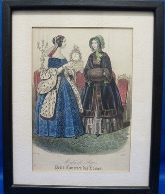13: PAIR 19TH CENTURY FRENCH PRINTS