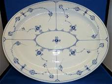 132: LARGE ROYAL COPENHAGEN  PLATTER