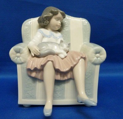 """4: LLADRO """"SHH ..THEY ARE SLEEPING""""#6550"""