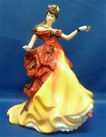 1: ROYAL DOULTON BELLE HN 3703
