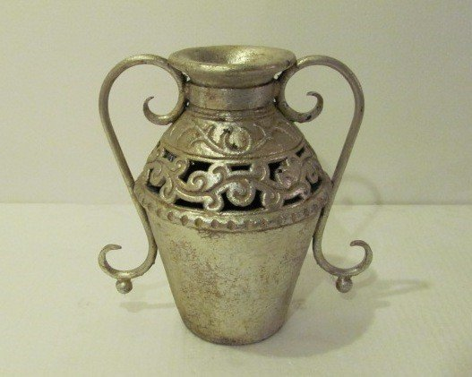 1: Urn SIZE: 16 Inches Tall X 15 1/2 Inches Wide