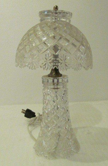 3: Crystal Lamp