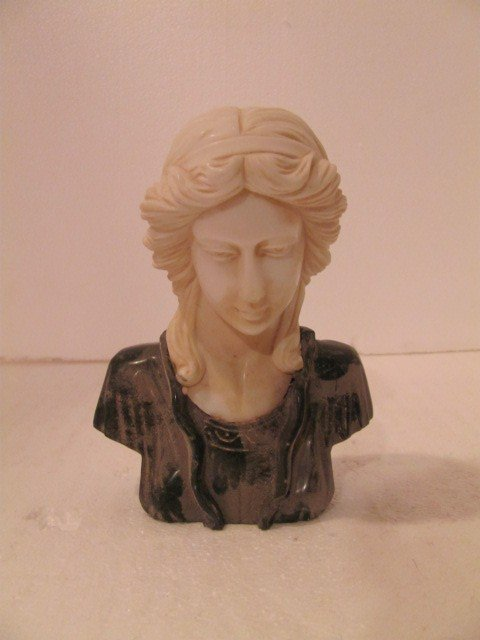 18: Marble Bust