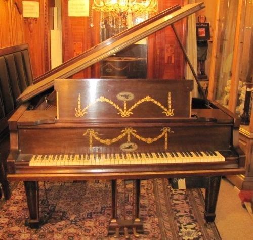 40: Wm. Knabe & Co.  Piano