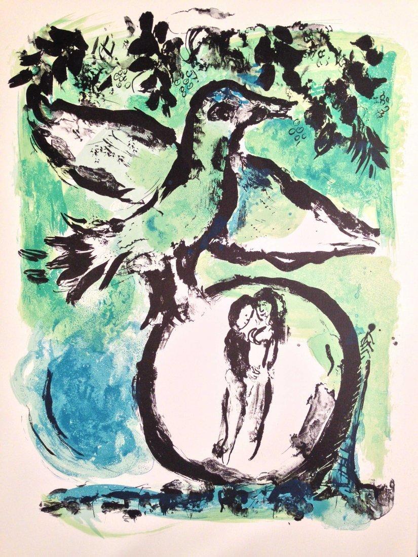 Marc Chagall (1887-1985), The Green Bird