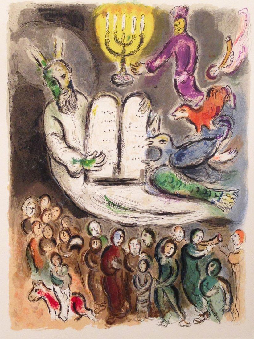 Marc Chagall (1887-1985), Exodus