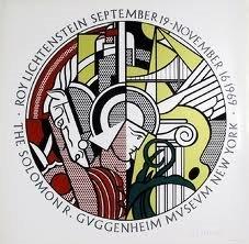 Roy Lichtenstein, Guggenheim