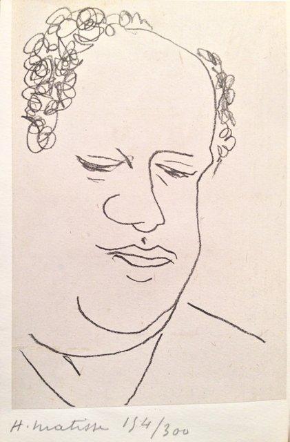 Henri Matisse (1869-1954), Rene Leriche