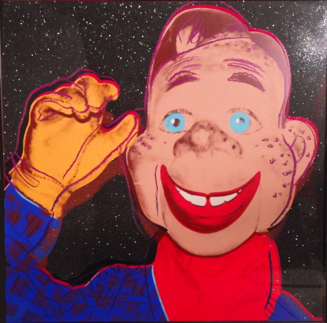 Andy Warhol, Howdy Doody