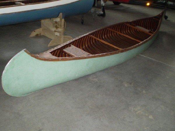 2: 17 Feet 1911 Carleton Canoe