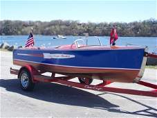 11: 16 Feet 1947 Chris Craft Rocket