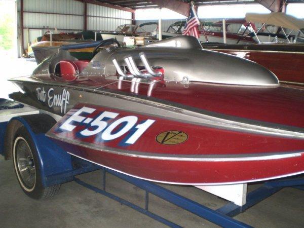 15A: 17.5 Feet 1966 Cunningham Hydroplane