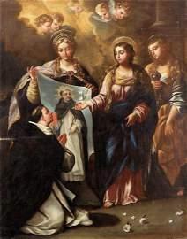 13: Fillippo Ceppaluni Painting