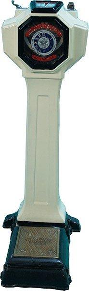264: Coin-Op Floor Model Porcelain Watling Scale