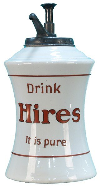 857: Drink Hires - It Is Pure Countertop Syrup Dispense