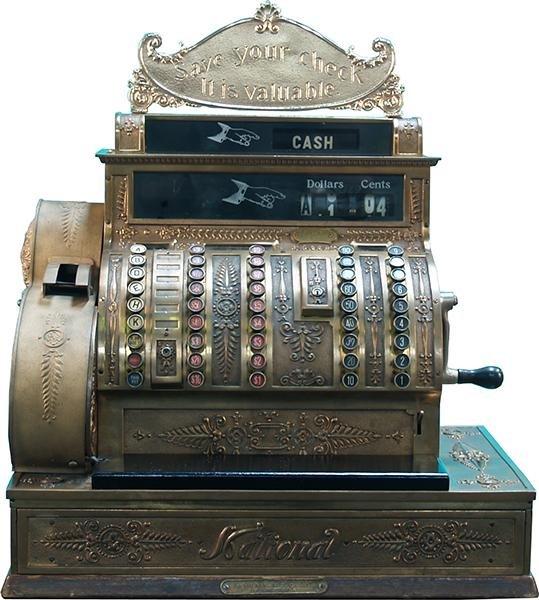 1148: National Cash Register Model No. 452