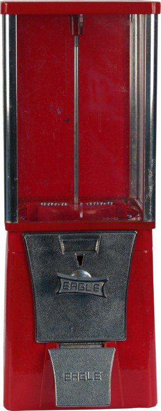 501: Lot Of 2 Coin-Op Countertop Vending Machines: