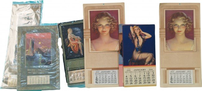 508: Lot Of 8 Various Types & Styles Of Advertisement &