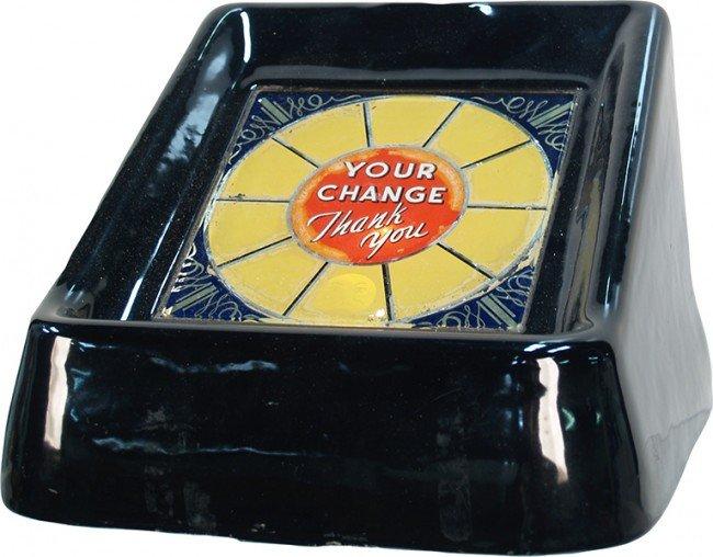 209: Countertop Cast-Iron Black Porcelain Reverse On Gl