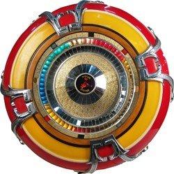 416: Wurlitzer Round 4004 Light-Up Remote Jukebox Speak