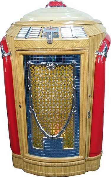 1947 Seeburg Trashcan Jukebox