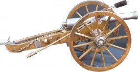 251: Mini Jukar Spain 70 Cal. Black Powder Cannon