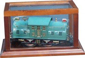 "LIONEL Trains 10 ""N"" Gauge Engine"