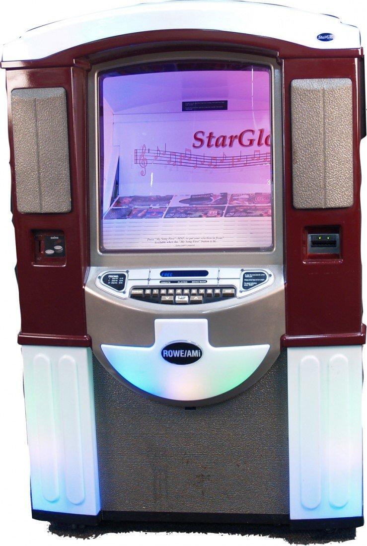 426: Rowe/AMI Jukebox Model CD 100K StarGlo,